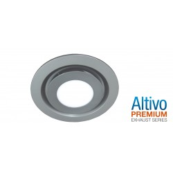 Altivo 250 Round Exhaust Fan with LED Light