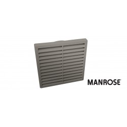 Manrose 150mm Fixed Grille