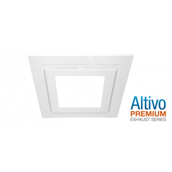 Altivo 200 Round Exhaust Fan with LED Light